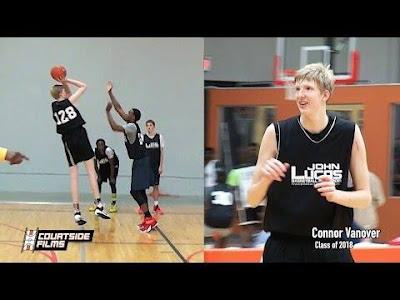 Connor Vanover FIBA