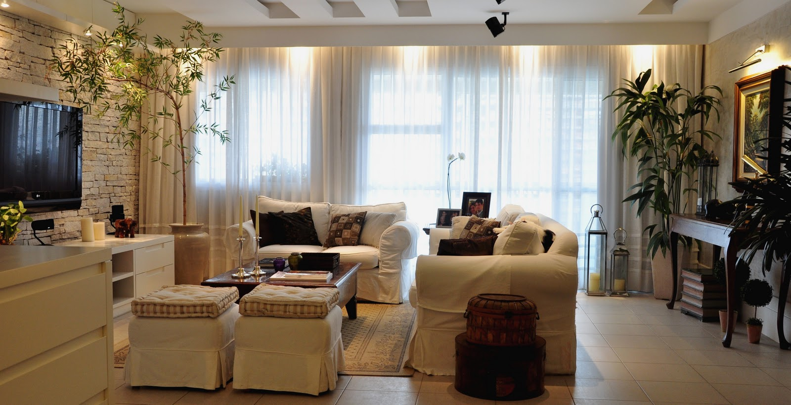 #8D6E3E Isabel DecorArts: Sala de estar como arrumar??? 1600x819 píxeis em Como Arrumar Sala De Estar Pequena