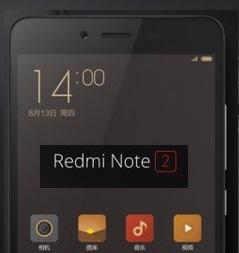 Spesifikasi SmartPhone Redmi Note 2