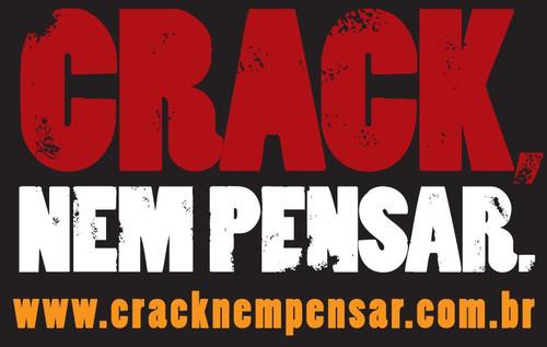 Seja um idolo e diga nao ao Crack!
