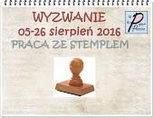 Wyzwanie w Paper Passion.pl do 26-08-2016