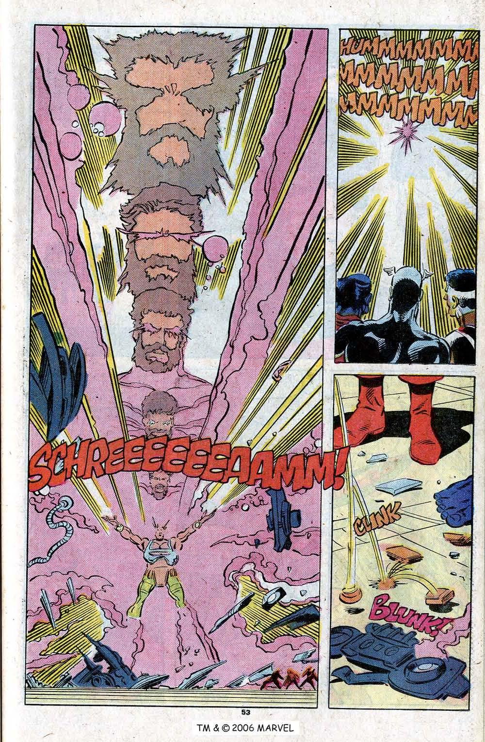 Captain America (1968) Issue #348c #280 - English 55