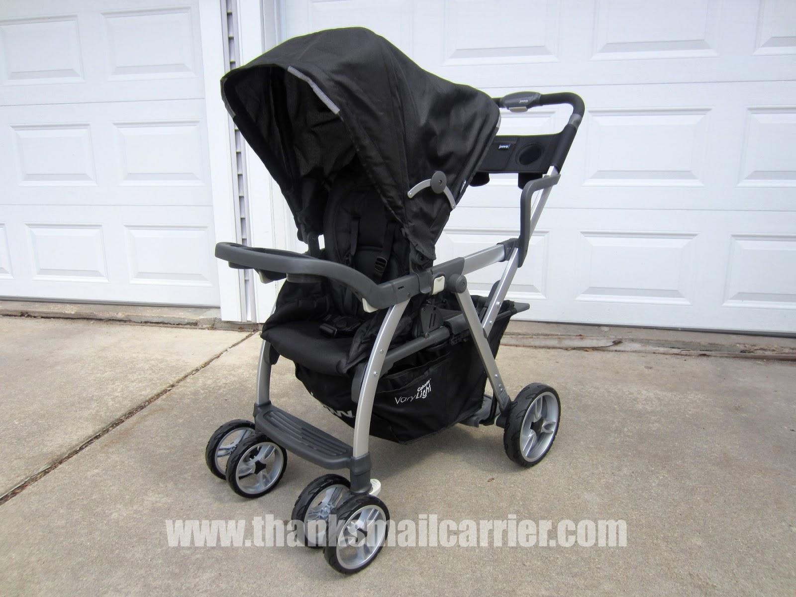 Joovy Varylight stroller