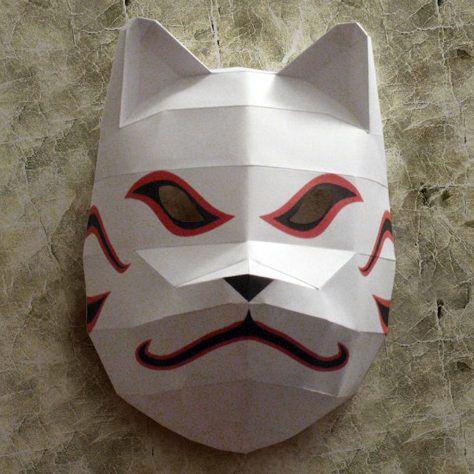 как сделать black mask