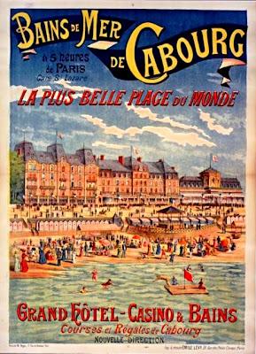 Manifesto Belle Epoque Cabourg