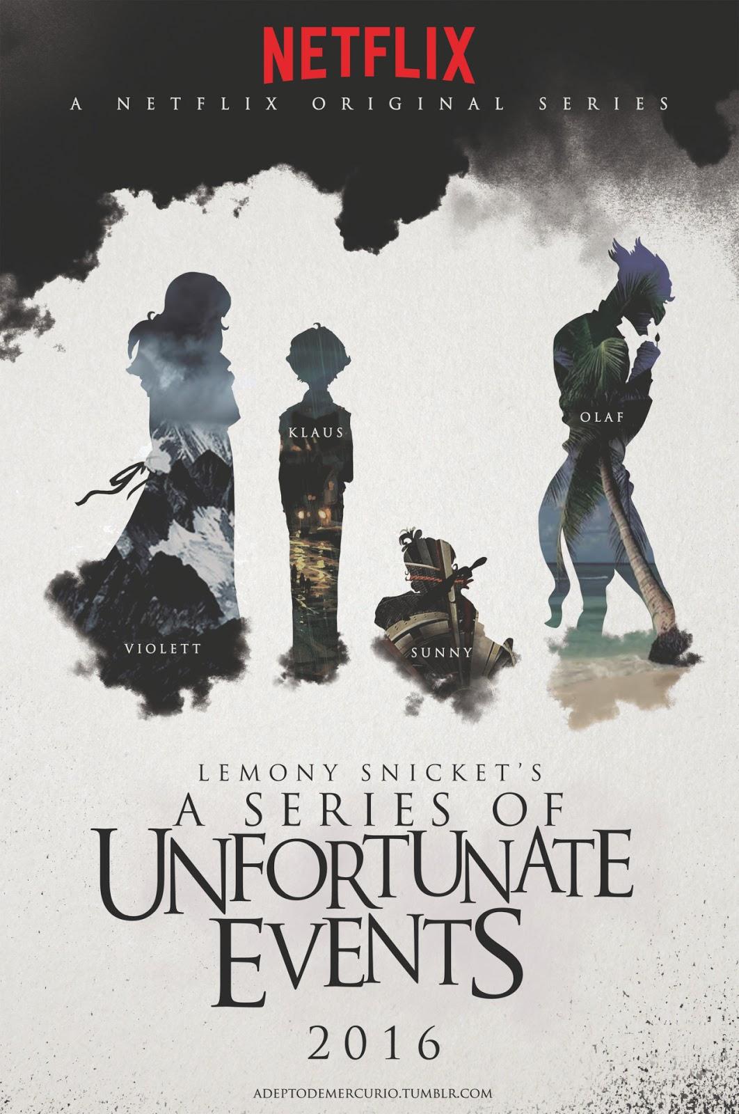 Capitulos de: Lemony Snicket- Una serie de eventos desafortunados