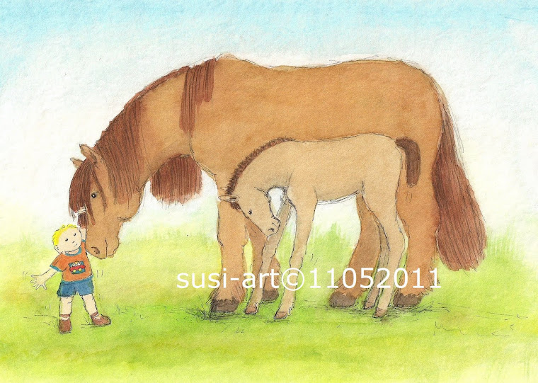Enjoying my blog? Why not visit my website? Just click on the illustration with the boy and horses!