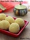 Besan Laddu, Gram Flour Ladoo