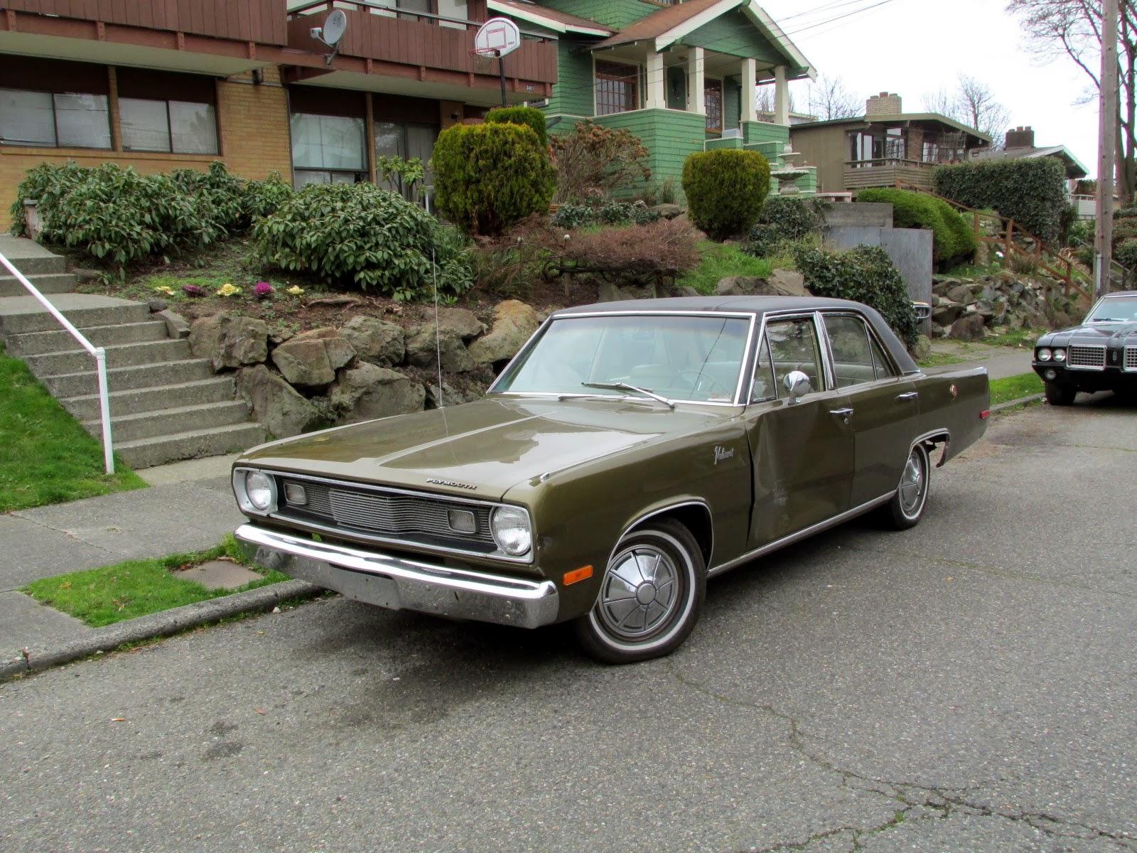 Seattle S Classics 1970 Plymouth Valiant Sedan