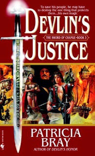 Devlin's Justice (Sword of Change: Book 3) By Patricia Bray