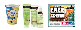 Free Nestle, John Frieda, Coffee and More