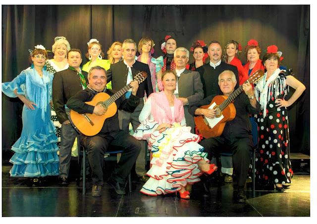 """Actuación del coro """"Brisa rociera"""", Valdebernardo viernes 14 junio 19:00"""