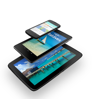 Google LG Nexus mobile