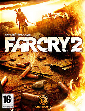 Download Game FarCry 2 + Fortune pack (PC) Full Version
