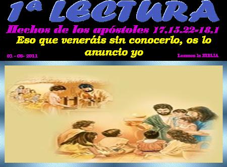 Las Lecturas Del Dia. Simple Reading Passages In Spanish About Saint ...