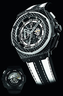 Montre Hublot King Power Juventus de Turin référence 716.QX.1121.VR.JUV13