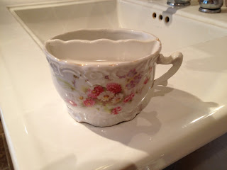 Antique Hunter Blog - Victorian Shaving Mug #3