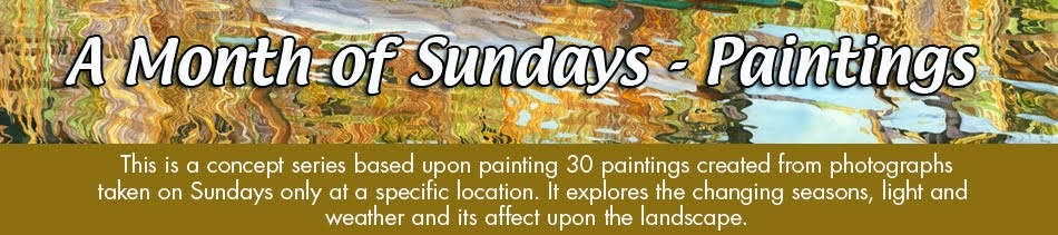 A Month of Sundays - Paintings