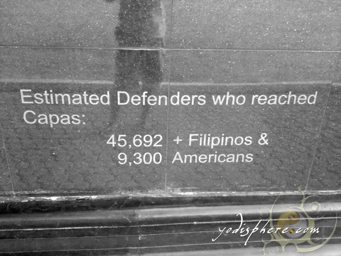 Statistics of the Filipinos who died in the death March