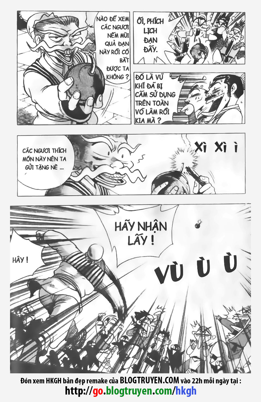 Hiệp Khách Giang Hồ chap 134 Trang 23 - p0sixspwn.com