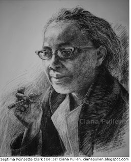 Septima Clark by Ciana Pullen