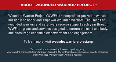 Willits WOUNDED WARRIOR PROJECT Donation Link