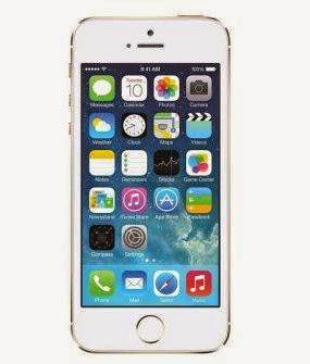 Harga dan Spesifikasi Apple iPhone 5S 64GB - Gold Terbaru, Kelebihan dan Kekurangannya