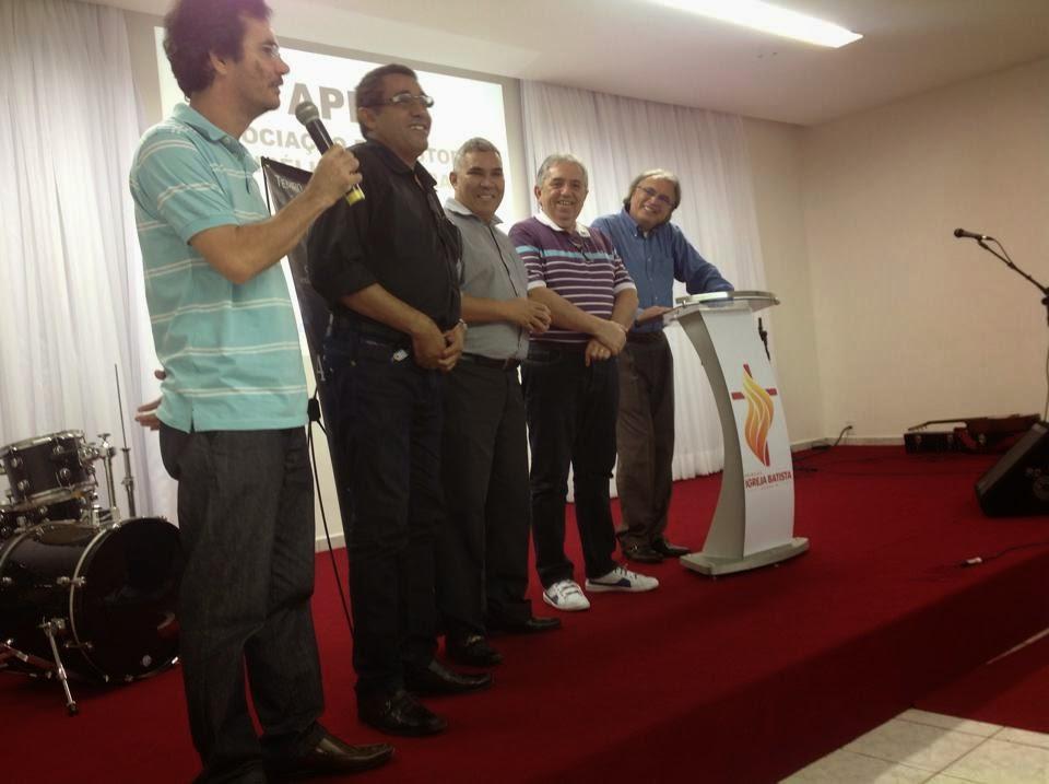 Reunião da APEP