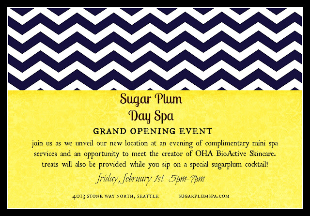 Sugar Plum Day Spa Seattle