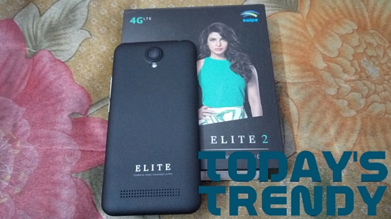 Swipe Elite 2 rear