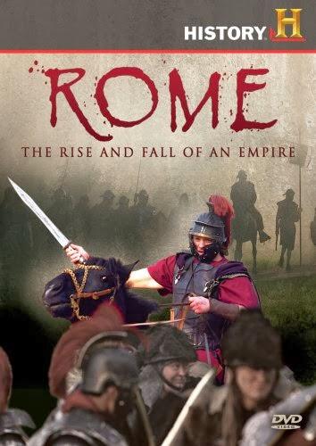 History Channel: Roma  Ascensão e Queda de um Império -Dublado- Episódio 13 AVI + RMVB