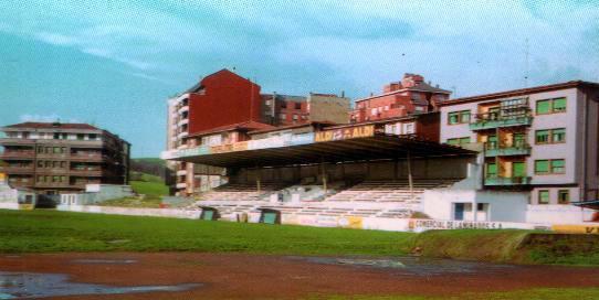 Estadios de f tbol en espa a avil s estadio rom n for Puerta 6 estadio newells