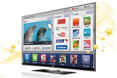 LG 32LM6200 LED 32 inches Full HD CINEMA 3D TV