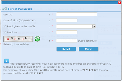 Lost Kerala PSC One Time Registration User id