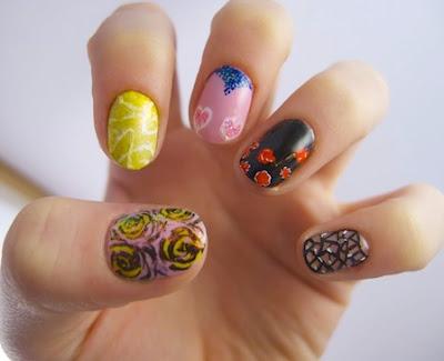 Nail art designs 2013