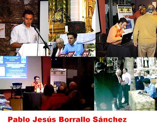 Pablo Jesús Borrallo Sánchez. Blog sobre la Historia, Cultura y Patrimonio de Cortegana