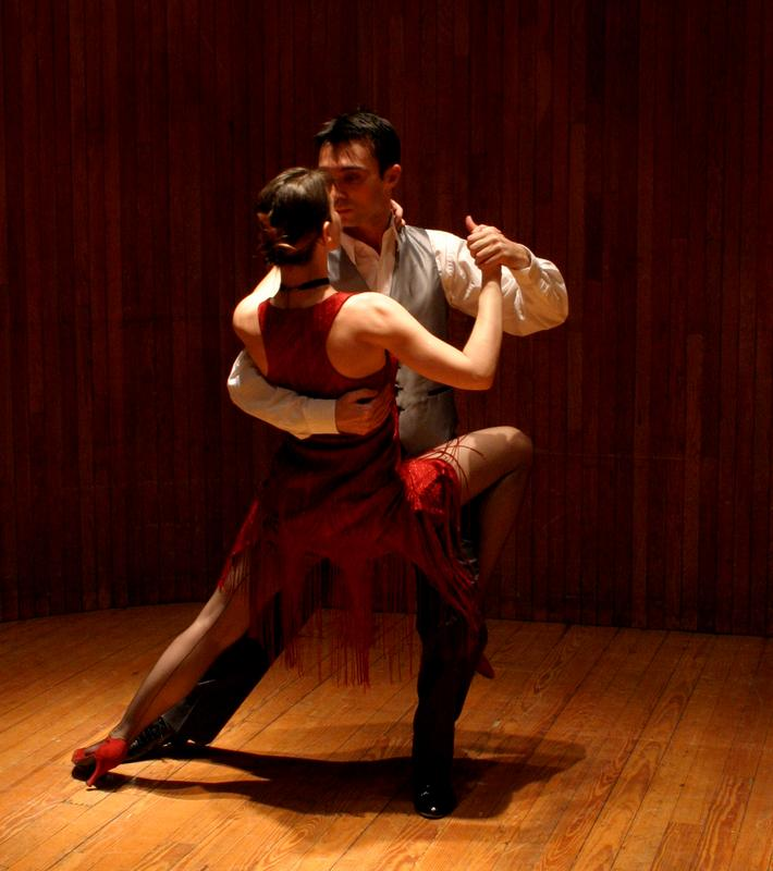 From London with Love: El tango