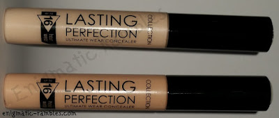 Swatch-Collection-2000-Lasting-Perfection-Concealer-Fair-1-Cool-Medium-Comparison