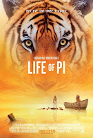 life of pi new poster