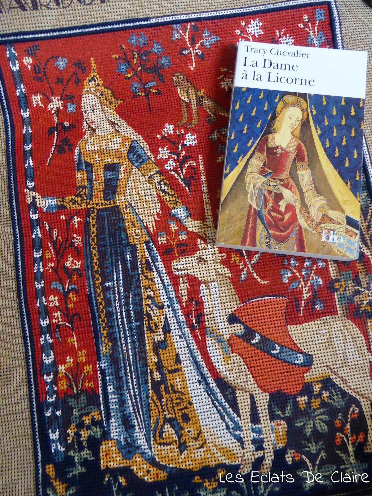 Claire dans tous ses clats juillet 2014 - La tapisserie de la dame a la licorne ...