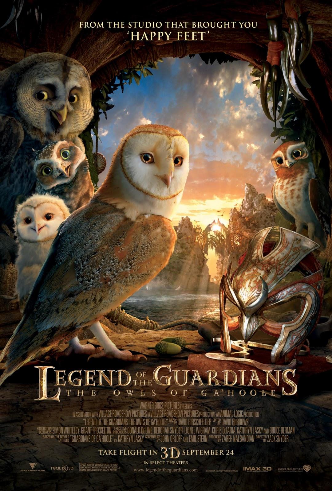 the legend of guardians