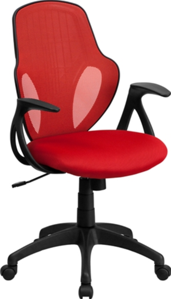 Red Office Chair by Flash Furniture