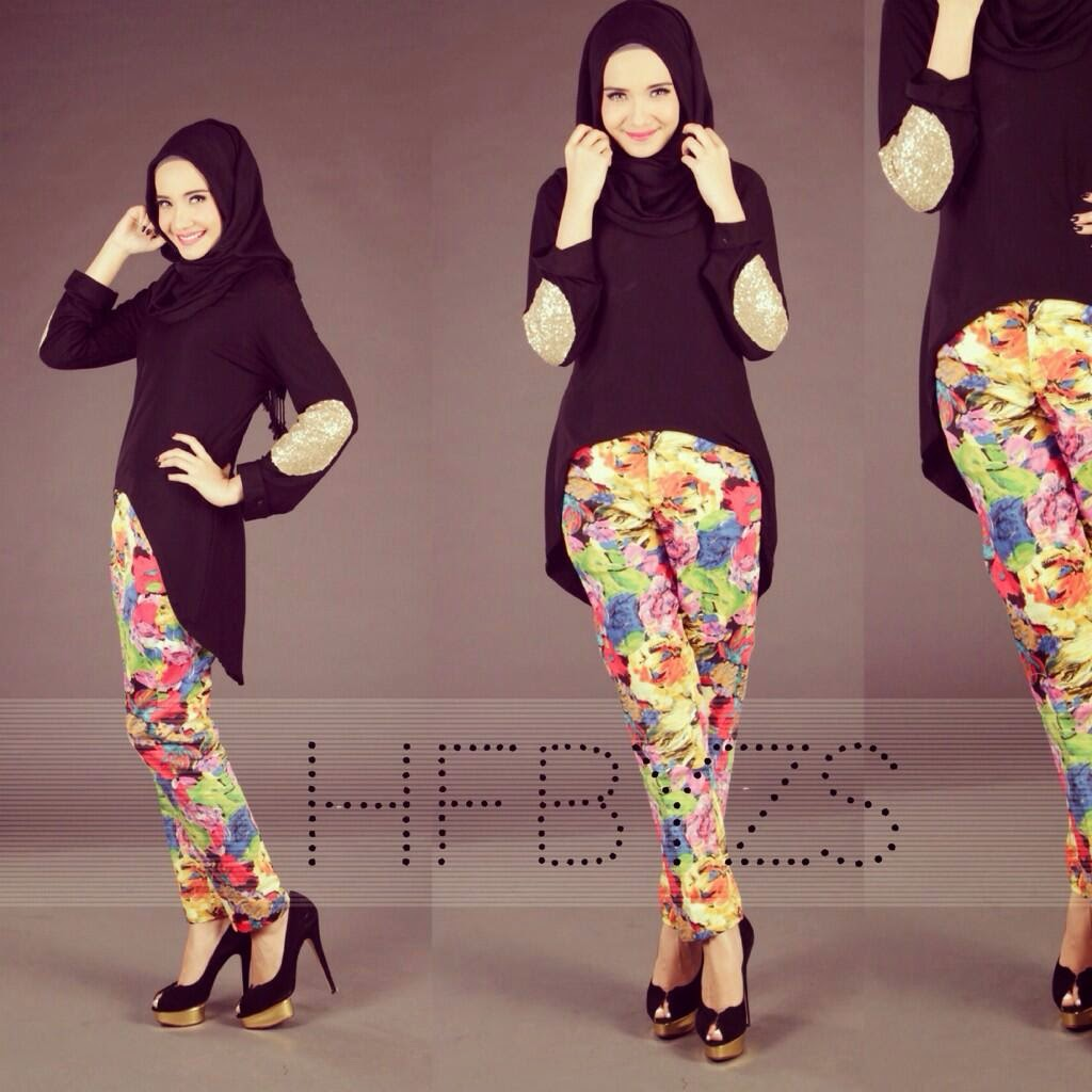 The Gallery For Hijab Fashion Style
