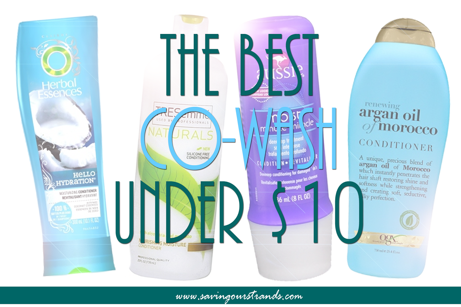 Best hair products winners