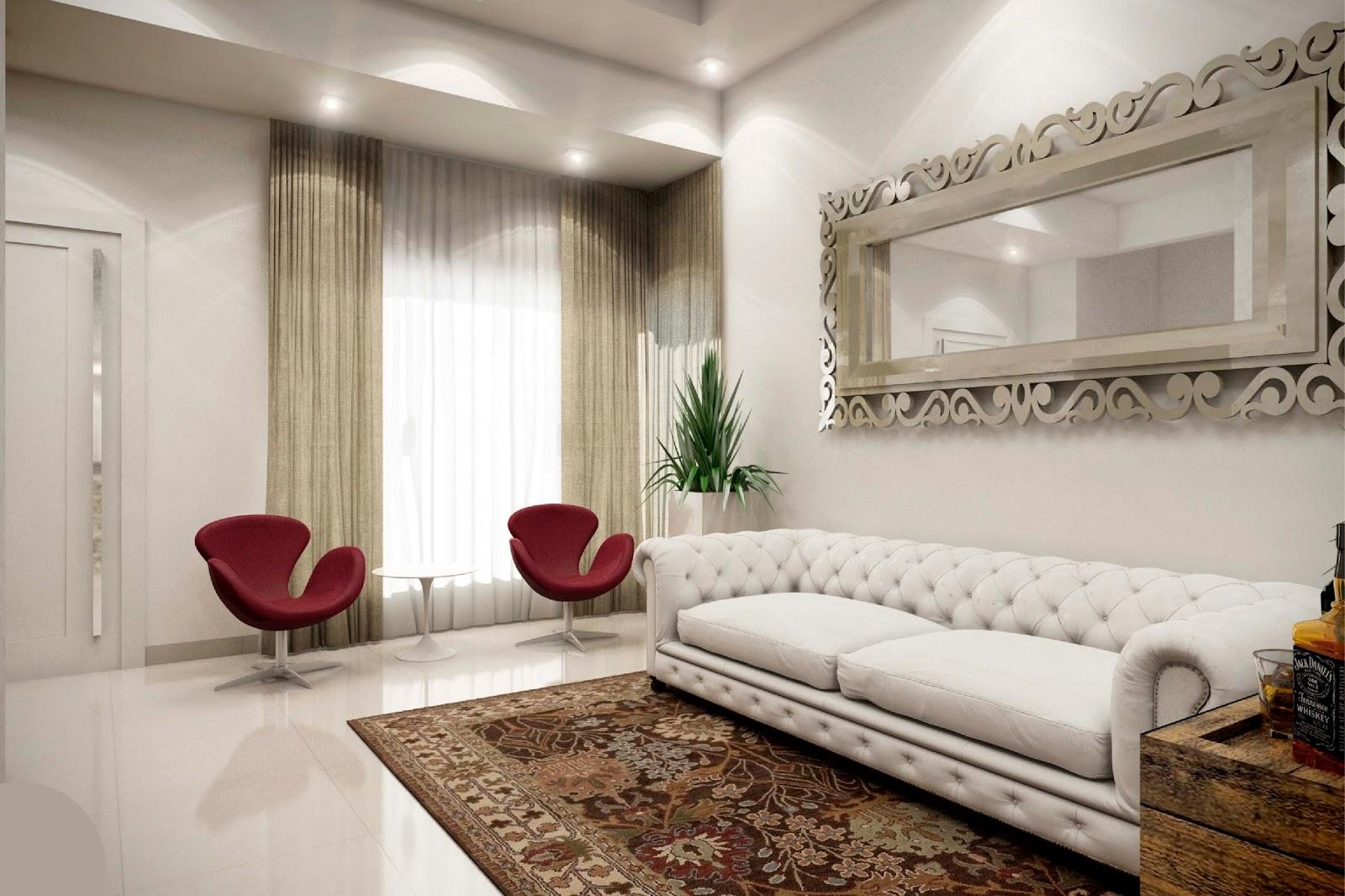#A77724 Decoracao De Sala De Jantar E Estar 6 Jpg Home Center 1600x1066 píxeis em Decoração De Sala De Estar Com Espelhos