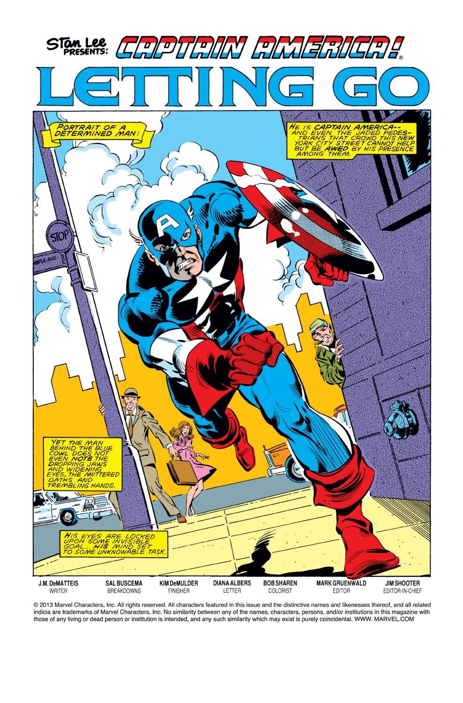 Captain America (1968) Issue #285 #201 - English 2