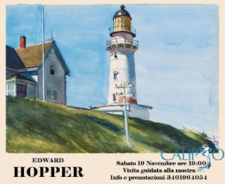 """Visita guidata alla mostra """"Edward Hopper"""" al Complesso del Vittoriano"""