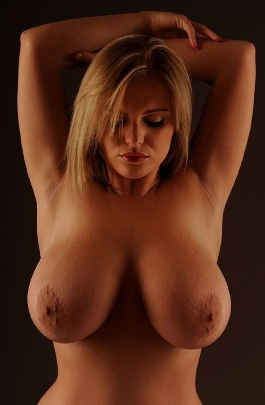 Nude naked biggest breast sex boob