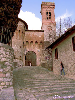 Corciano Umbria