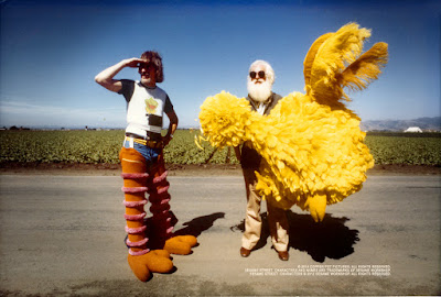 "On ""I Am Big Bird: The Caroll Spinney Story"""